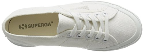 Superga 2750 Cotu Classic, Sneakers Basses mixte adulte Blanc (C42 Total White)