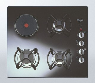 Whirlpool AKM 404 NB intégré Combi noir – Plaque (intégré, combi, noir, 3000 W, 220 – 230, 580 mm)