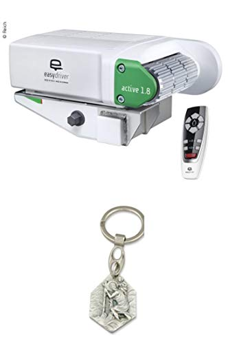 Zisa-Kombi Halbautomatische Rangierhilfe Easydriver Active 2.3 (932988912226) mit Anhänger Hlg. Christophorus