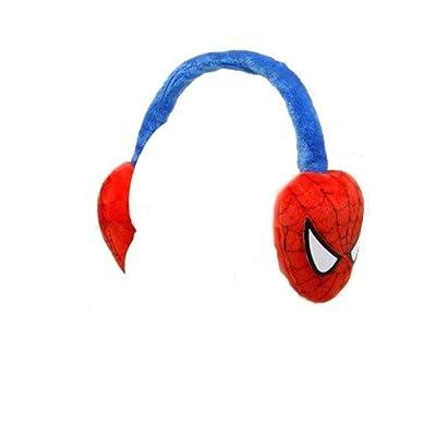 Orejeras Blanditas Spiderman de SPIDERMAN