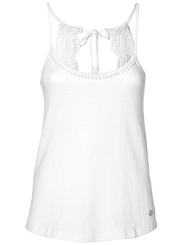 O'Neill Damen Smock Jersey Tank Streetwear Shirt powder white