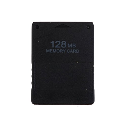 Imported 128MB Memory Card for Sony PlayStation 2 PS2