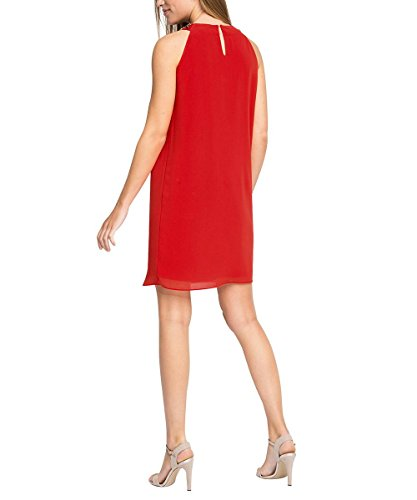 ESPRIT Collection, Vestito Donna Rot (RED 630)