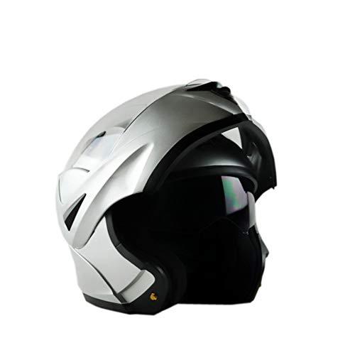 Männer Frauen Winddichte Motorradhelme Doppel Objektiv Antifogging Motorradhelme Winter Warme Motocross Helme Moto Helm Multicolor Optionen - Helm Lazer Motorrad