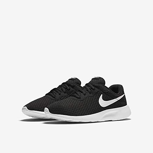 Nike Jungen Tanjun (Gs) Hohe Sneaker, Mehrfarbig (Black/White-White 011), 38 EU