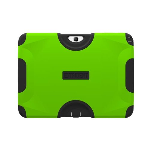 Trident Aegis Case for Samsung Galaxy Tab 3-10.1-Retail Packaging-Green