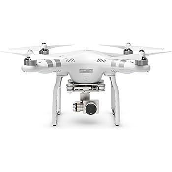 DJI Phantom 3 Advanced Aerial UAV Quadcopter Drone Professional with Built-In 1080p Full HD Video Camera - White