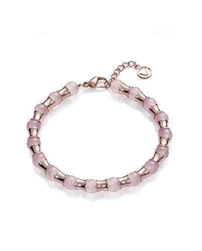 Imagen de viceroy fashion 75133p01017 pulsera mujer acero ip rosé piedras
