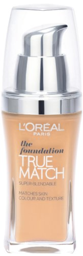 Match Liquid Foundation (L'Oréal True Match Liquid Foundation N1 Ivory)