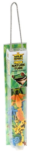 WILD REPUBLIC - RANAS  JUGUETE COLECCION NATURE TUBE  32 CM  (12892)