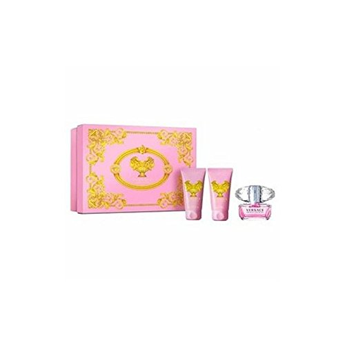 Versace Bright Crystal Eau de Toilette Set de regalo para mujer – 50 ml