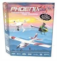 Preisvergleich Produktbild Phoenix R/C Simulator V5.5 Flugsimulator von Spektrum