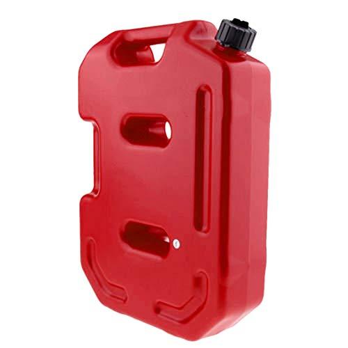 Carrfan Tragbare Kraftstofftanks Antistatisches Kunststoff Auto Ölfass Kraftstoffeimer Benzinfass