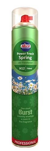 Unbekannt Nilco Power Fresh Lufterfrischer SVTN750SB, Frühlingsduft, 750ml -