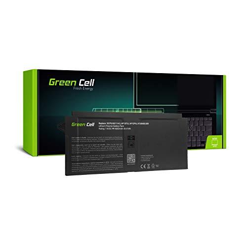 Green Cell AP12F3J Batteria per Portatile Acer Aspire S7-391 S7-391-53314G1 S7-391-53314G25 S7-391-53334G12 S7-391-53334G25 (4650mAh 7.4V Nero)