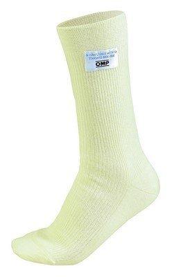 PP Stuhlmatten ompiaa/722/XS NOMEX Socken Mid PP Stuhlmatten. Natural Colour. Größe: XS FIA 8856–2000COMPLIANT.