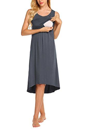Unibelle Damen Umstandskleid Kleider Damen Schwanger Frau Lange Maxi Kleid Mutterschaft Kleid Fotografie Requisiten Kleider Umstandskleid