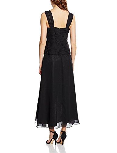 astrapahl Co6021ap, Robe Femme, Noir Noir - Noir
