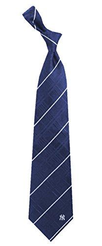 New York Yankees Oxford Woven Silk Tie
