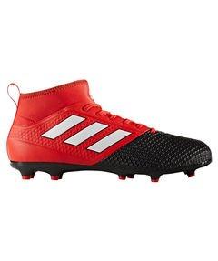 adidas Herren Ace 17.3 Primemesh FG Fußballschuhe, Rot (Red/Ftwr White/Core Black), 42 EU