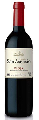 Castillo De San Asensio D.O.C. Vino Rioja Tinto - 0.75 L