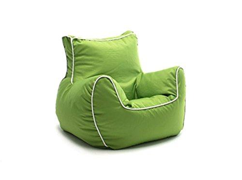 Sitting Bull - Sitzkissen, Mini Sessel - Bamp - Farbe: Grün - LxBxH: 60 x 65 x 50 cm