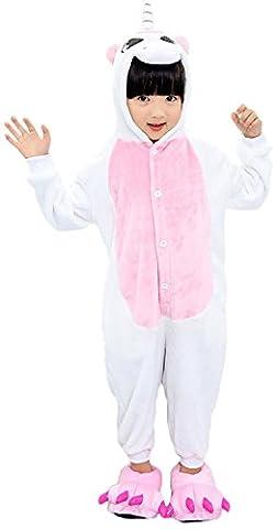 Pyjama Grenouillere Girafe - Très Chic Mailanda Unisexe Animaux Pyjama Combinaison