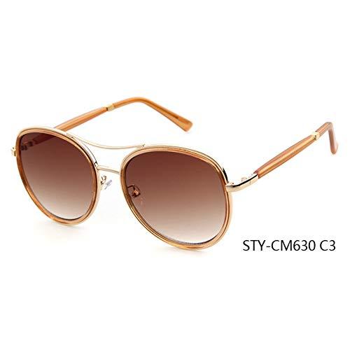 Taiyangcheng Gafas de sol de lujo Mujeres gafas femeninas,C3