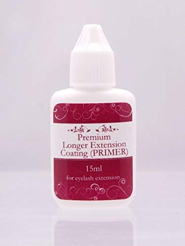 Premium Plus Long Extension Revêtement Cil Base 15ml - Extensions de Cils