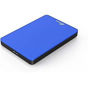 Disco duro externo portátil de 2,5