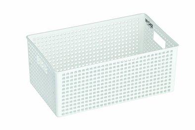 Lock&Lock Fashion Basket, White (HP265)