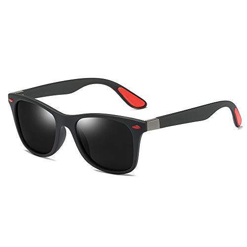 YLYZJH Polarized MenUV400 Sonnenbrillen Rays Driving Cool Summer Oversized Sonnenbrillen