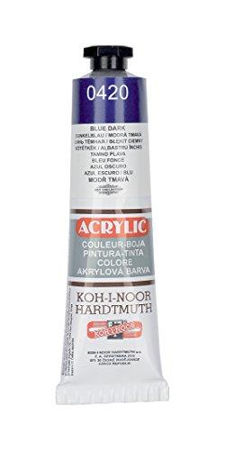 Koh-I-NOOR 01627180000040ml Acryl Farbe Lack–dunkelblau