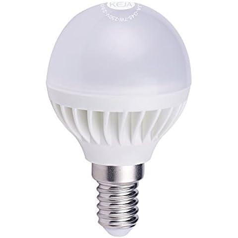 LED FACTORY Lampadina 7 W E14 a LED, ricambio per
