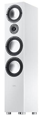 Canton GLE 496 coppia diffusori da pavimento BIANCHI in promozione da Polaris Audio Hi Fi