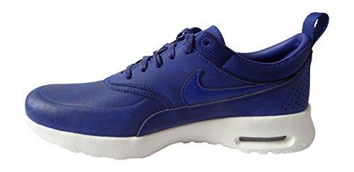 Nike Air Max Thea PRM Scarpe sportive Basso Donna Blu (DP-Royal Blue/ Dp Ryl Vl-Sr-Sl)