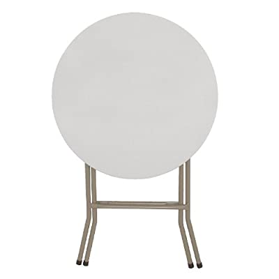 Catering Appliance Superstore CA998 Bolero Foldaway Round Table 600 mm - inexpensive UK light store.