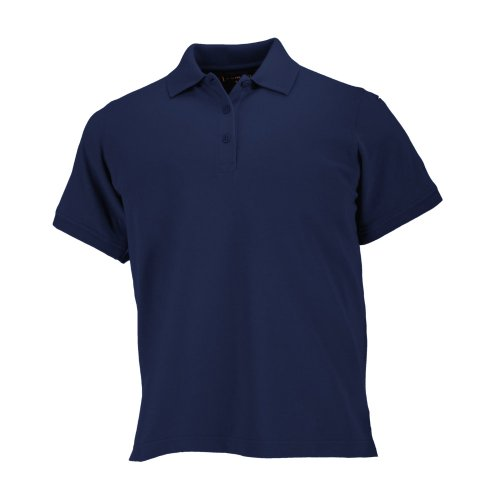 5.11 Tactical # 61166 Femme professionnels de polo bleu marine