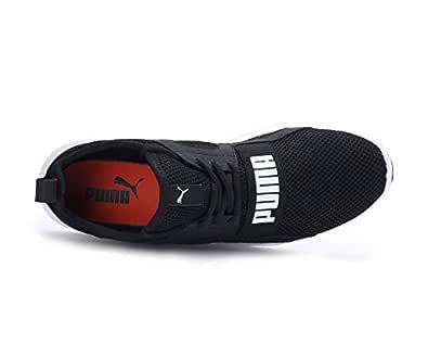 Abiko Idp Black White Sneakers
