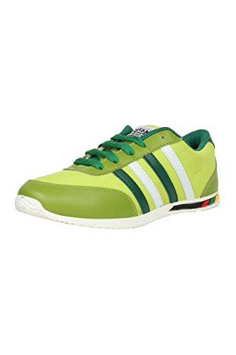 CLB-Maxis-HL-03-Green Men's Sports Shoes (6 UK)  available at amazon for Rs.299
