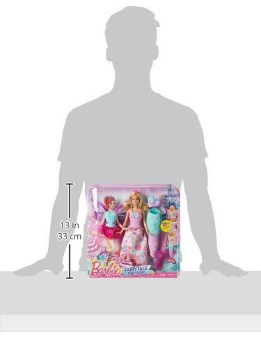 Barbie Fairytale Dress Up Barbie Doll