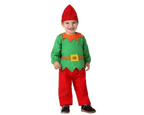 Atosa 8422259172550 - Verkleidung Kobold, Baby, Größe: 12-24 Monate (Das Kobold Kostüm Baby)