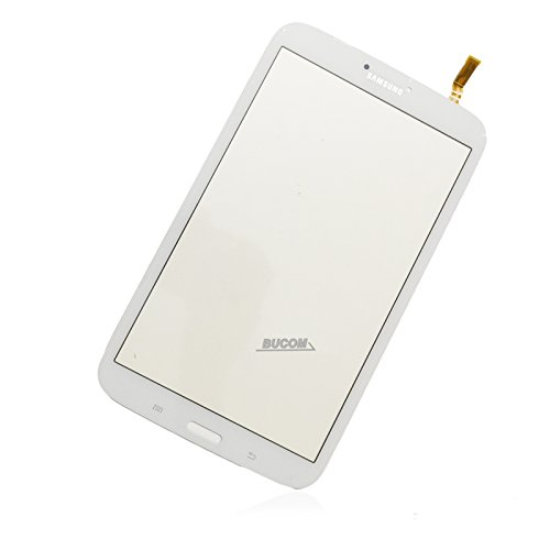 Für Samsung Galaxy Tab 3 8.0 SM T310 Touchscreen Touch Display Glas Scheibe Glass Weiß