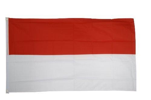 Flagge Indonesien - 60 x 90 cm -