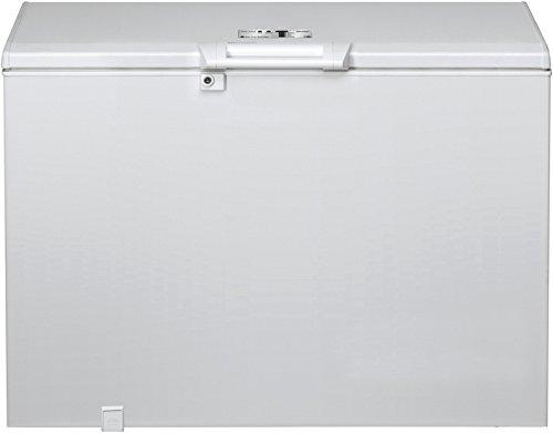 Bauknecht GTE 608 A++ FA Gefriertruhe / 390 L / weiß / Frost-Away und Space-Max