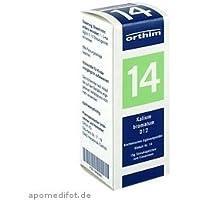 BIOCHEMIE Globuli 14 Kalium bromatum D 12 15 g preisvergleich bei billige-tabletten.eu