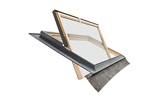 Finestra per tetto - linea HABITAT - apertura bilico (45x98)