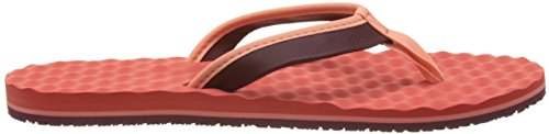 The North Face Base Camp Mini, Tongs Femme Rouge (Regal Red/cayenne Red)