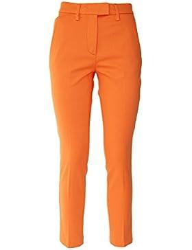 DONDUP Mujer DP288JS190DXXX200 Naranja Algodon Pantalón
