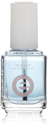 Essie Treatments - 3 Way Glaze - Base, Top and Strenghtener, 1er Pack (1 x 15 ml) (Essie Nagellack-top Coat)